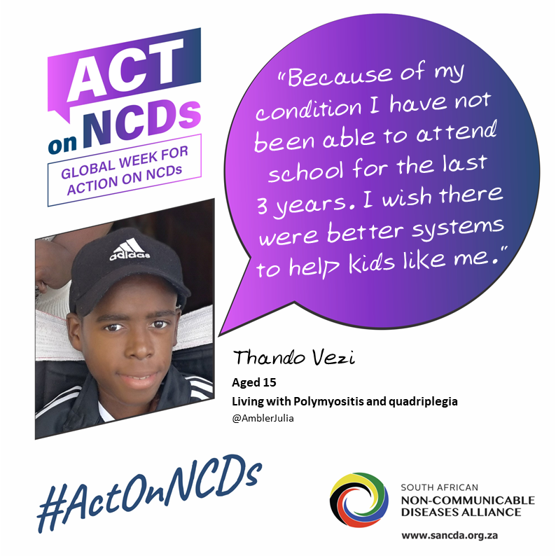 Act On NCDs Build Back Beter