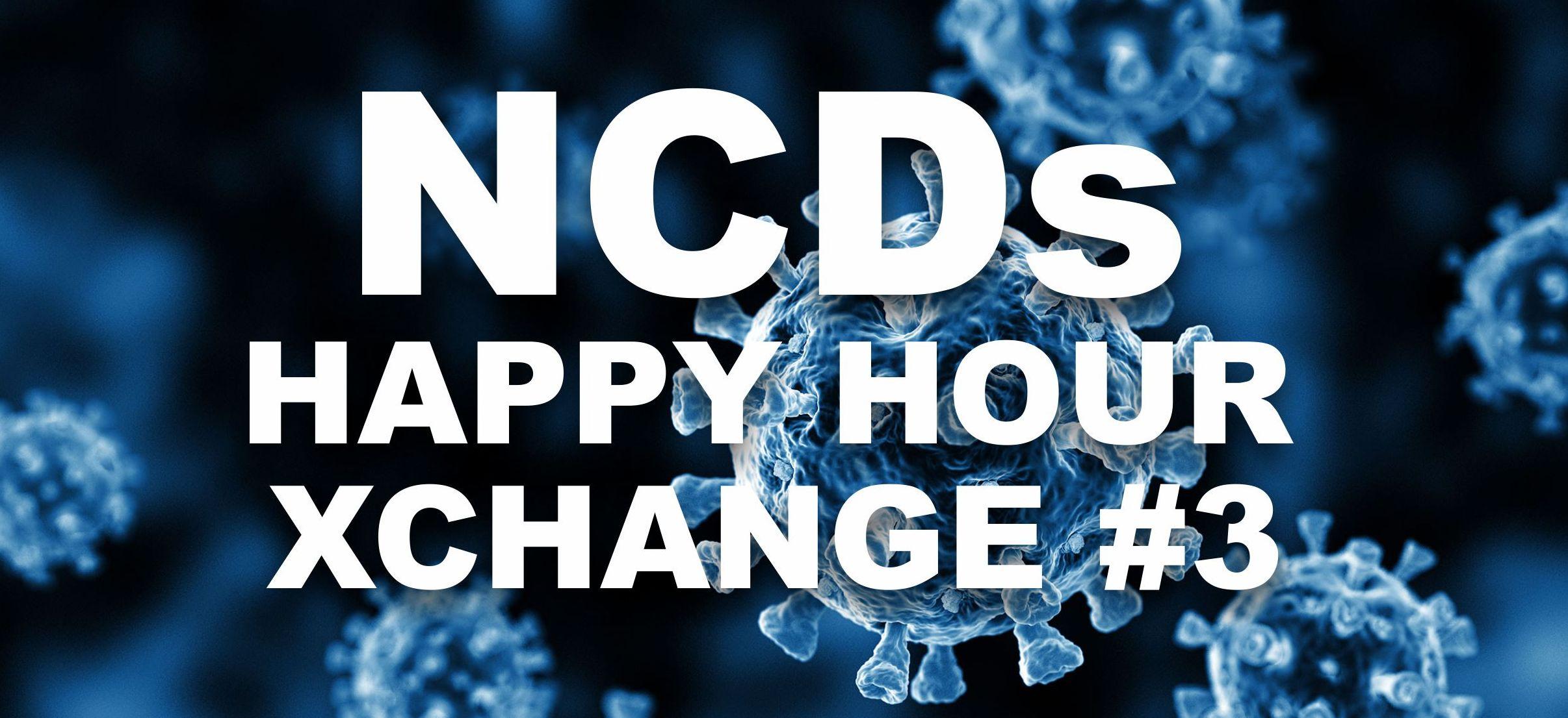 3rd Happy Hour Xchange With SANCDA